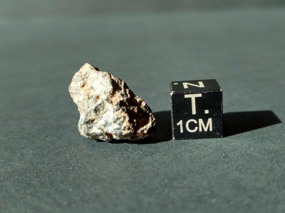 NWA 7454 CV3 3.97 gram Individual Meteorites For Sale