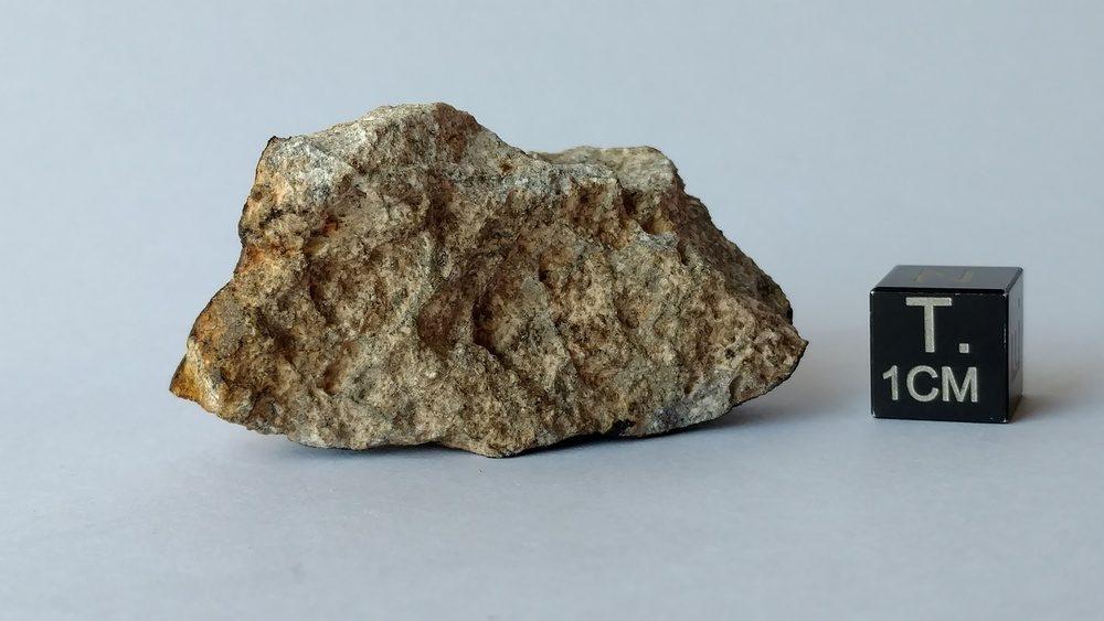 NWA 8662 35.6 gram Eucrite Monomict Breccia Main Mass Meteorites For Sale