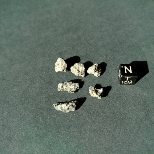 NWA 7454 CV3 4.61 grams Individual Meteorites For Sale