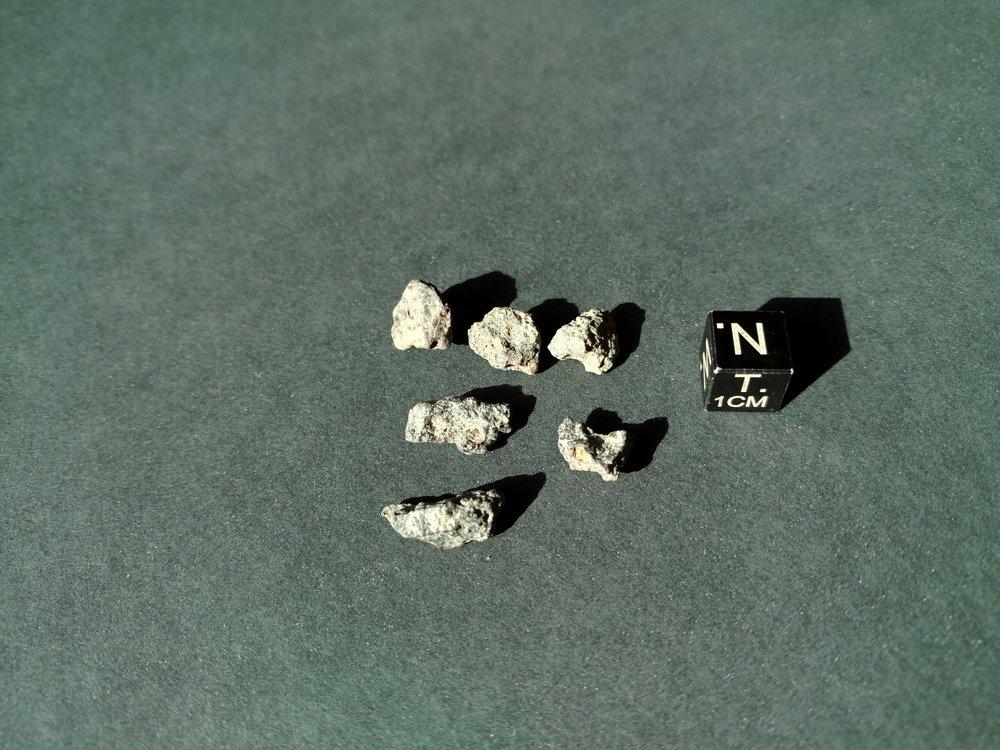 NWA 7454 CV3 4.61 grams Individual Meteorites For Sale