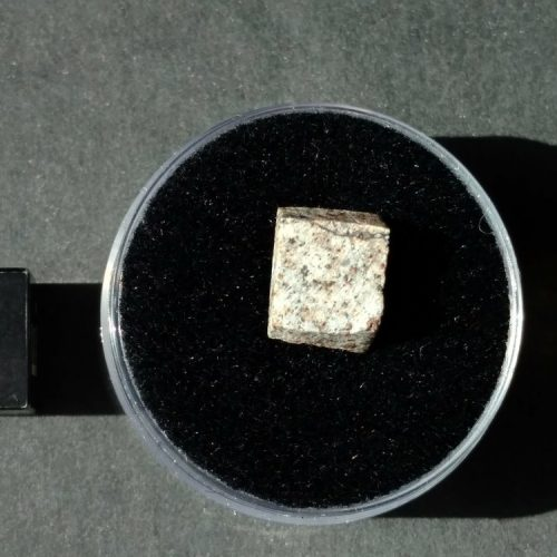 Park Forest .550 gram Fragment From Sky and Telescope Rock