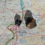 Bullhead City L6 Chondrite 12.9 gram Individual *SOLD* Meteorites For Sale