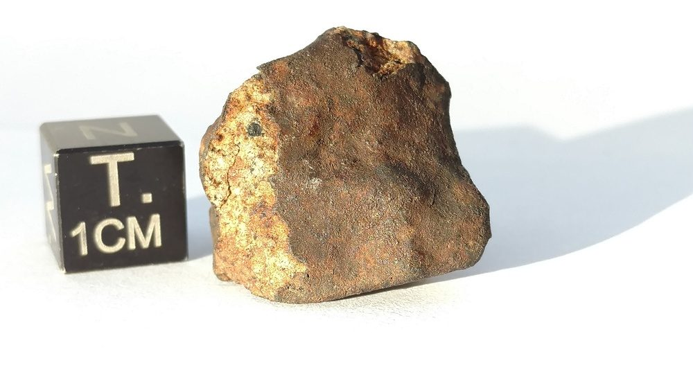 Bullhead City L6 Chondrite 12.9 gram Individual *SOLD* Meteorites For Sale