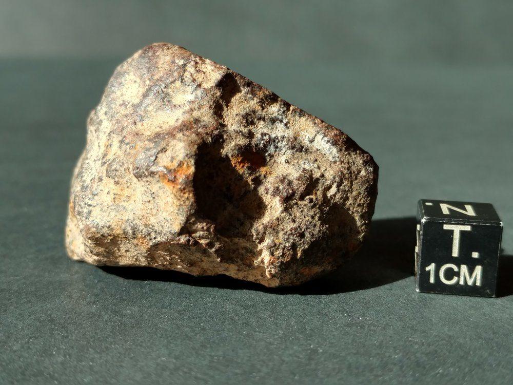Franconia Meteorite 61.8 gram Individual Meteorite Meteorites For Sale
