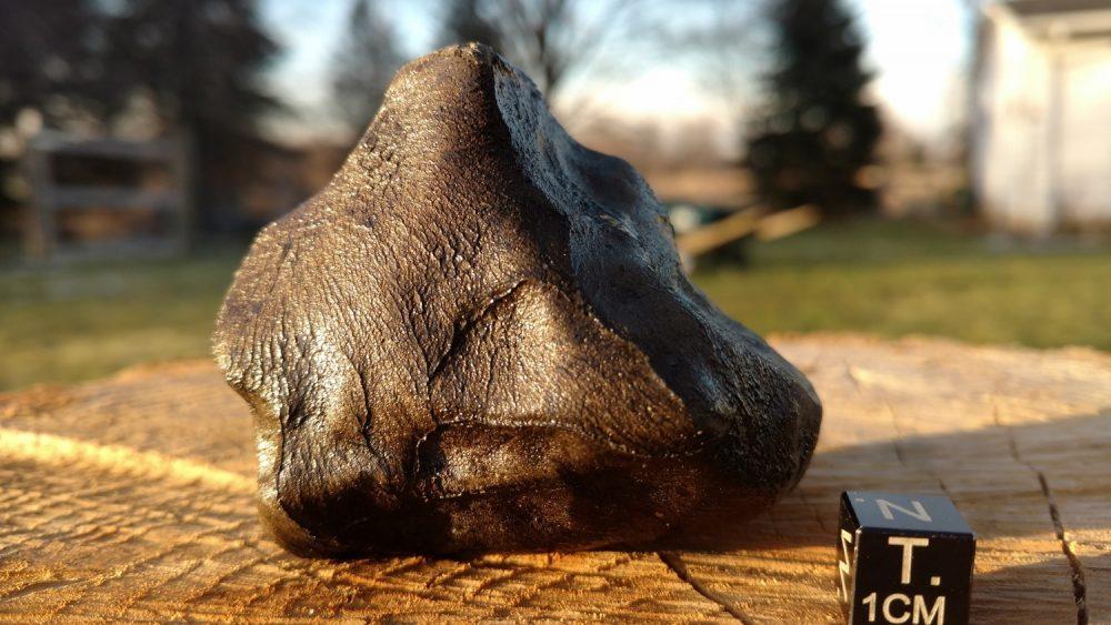 Sariçiçek aka Bingol Howardite Witnessed Fall Sept 2, 2015 Bingol, Turkey Meteorites For Sale
