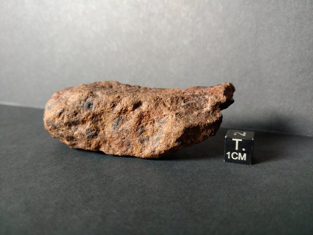 Nevada Side Gold Basin Large 131.2 grams Meteorites For Sale