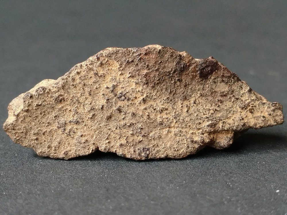 Nevada Side Gold Basin 7.5 gram Fragment With Crust Meteorites For Sale