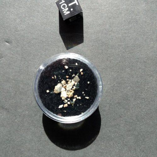 NWA 10140 Lunar Troctolite .150 g Micro's! Meteorites For Sale