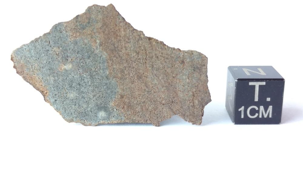 NWA 2965 EL6-7 6.7 gram End Cut *SOLD* Meteorites For Sale