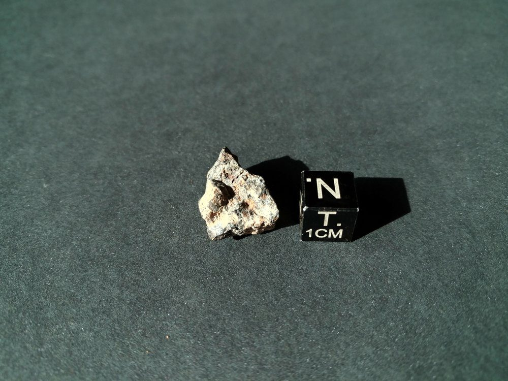 NWA 7454 CV3 3.13 gram Meteorites For Sale