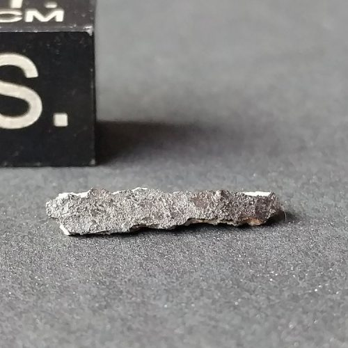 Park Forest Meteorite Fragment From Sky and Telescope Rock Meteorites For Sale