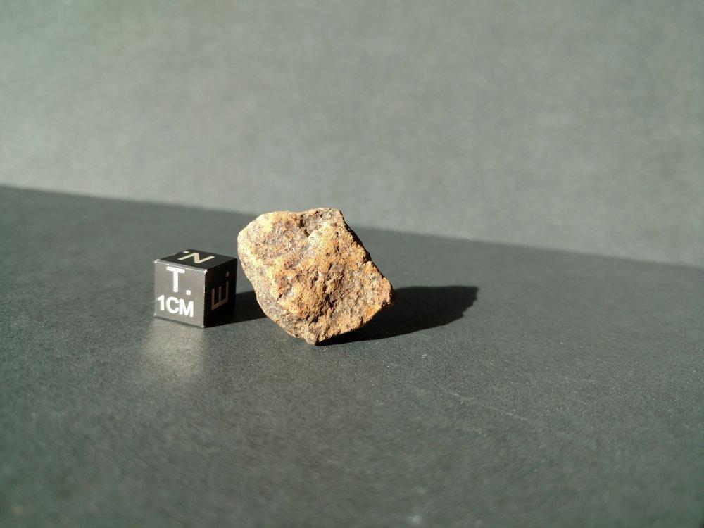 Unclassified NWA 12.9 gram Stone Individual Meteorite Meteorites For Sale