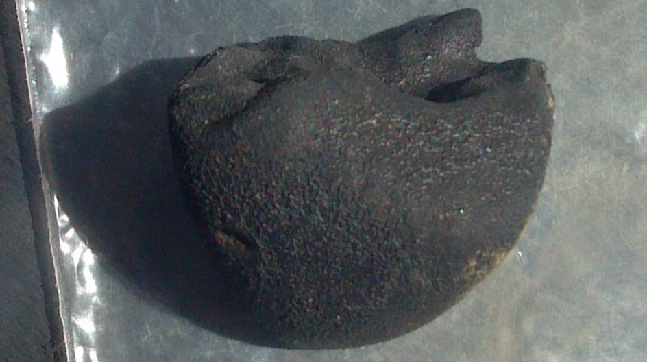 17.7 Grams Sutter's Mill Meteorite